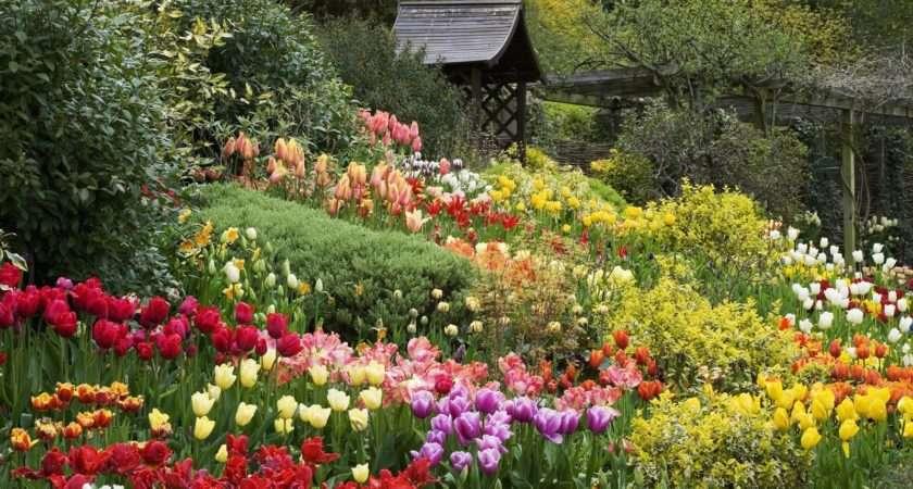 Desk English Garden