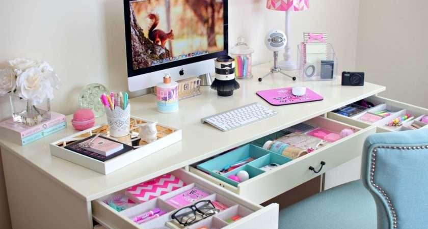 Desk Organization Ideas Organize Your Youtube