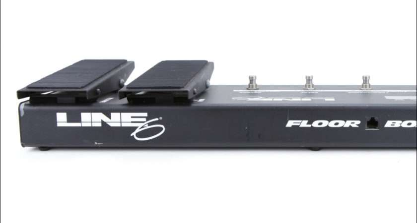 Details Line Floor Board Foot Controller Pedal