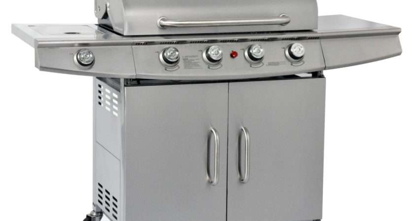 Details Stainless Steel Gas Bbq Butane Burner Barbecue
