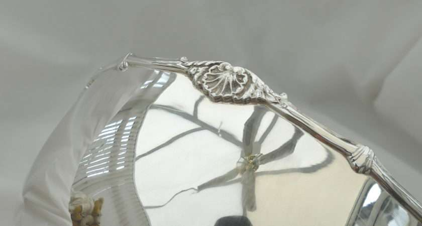 Details Stunning Sterling Silver Punch Bowl