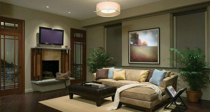 Determining Track Lighting Living Room Furniture