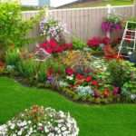 Develop Flower Garden Ideas Interior Decorating