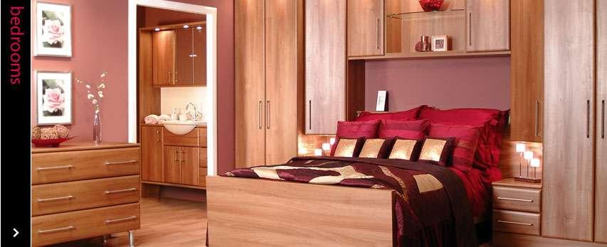 Devon Fitted Bedroom Designs Bathroom