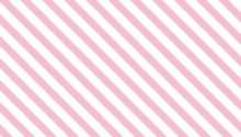 Diagonal Pink Stripes Delectable