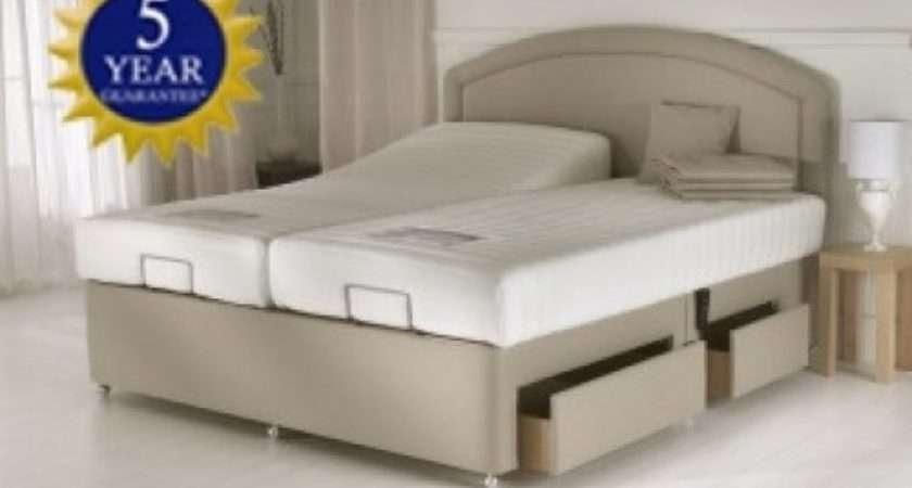 Diane Adjustable Bed