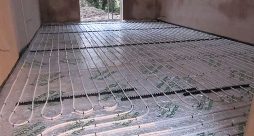 Difference Between Electric Water Underfloor