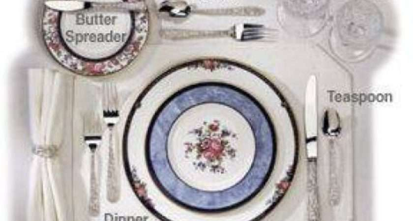 Different Styles Table Setting Hubpages