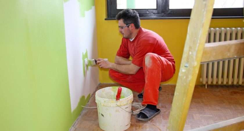 Different Types House Paint