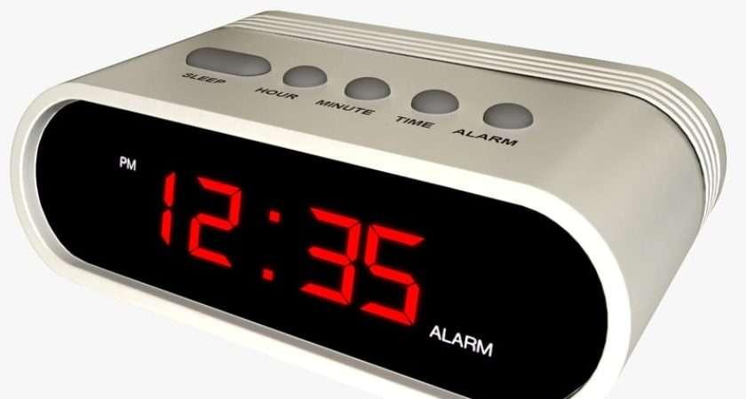 Digital Radio Alarm Clock Currys