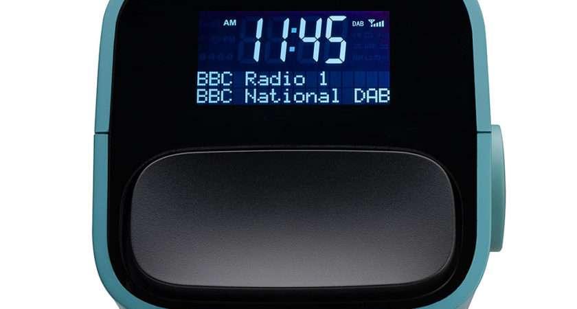 Digital Radio Alarm Clock Light Twilight Pure