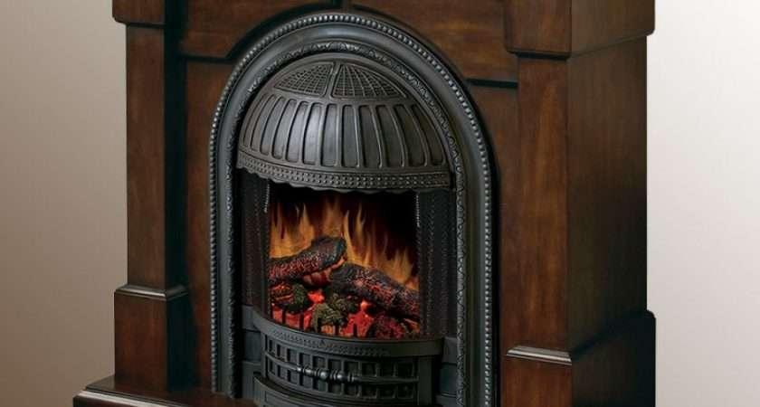 Dimplex Brockton Victorian Electric Fireplace Mantel