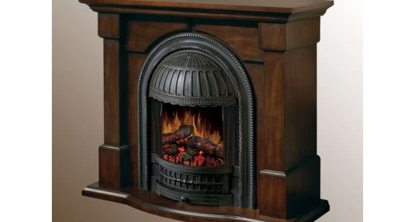 Dimplex Brockton Victorian Electric Fireplace Mantel