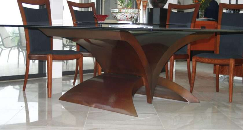 Dining Chairs Contemporary Tables Also Glass Topped