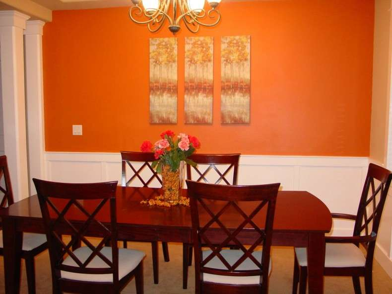 Dining Room Colors Walls Interior Designs Architectures