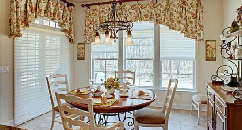 Dining Room Country Cottage Decorating Ideas