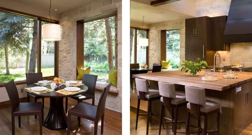 Dining Room Interior Design Modern Kitchen