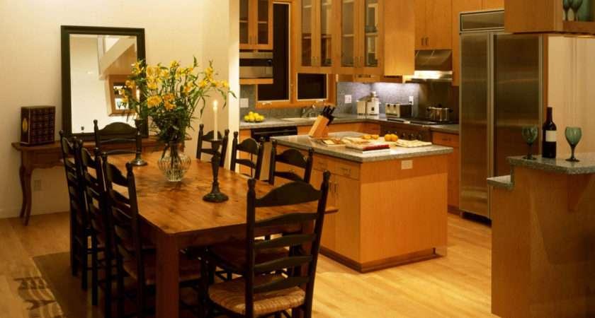 Dining Rooms Kitchen Design Photos