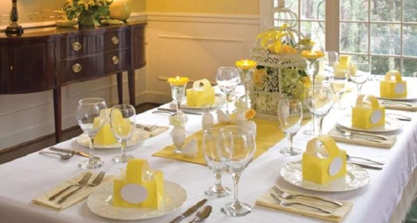 Dining Table Decoration Samples Mostbeautifulthings