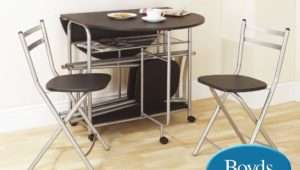 Dining Table Folding Type