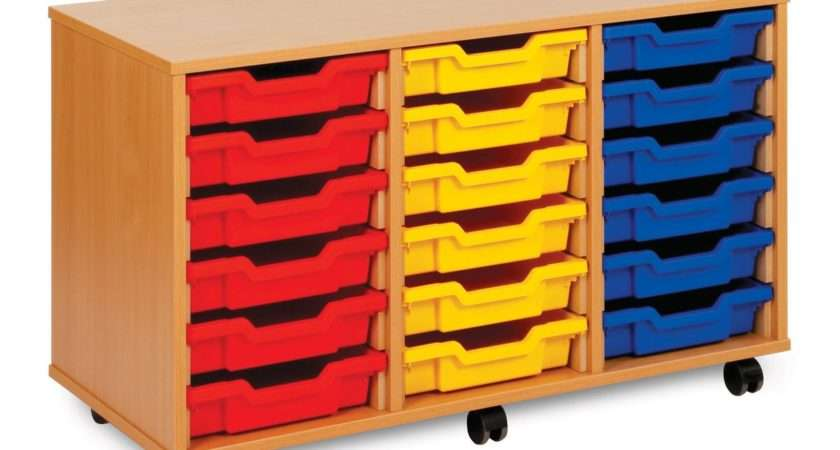 Discount School Furniture Shallow Trays