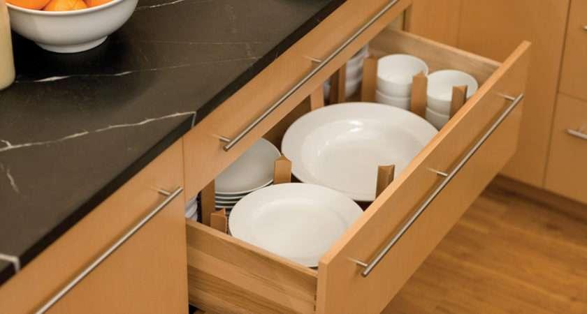 Dish Storage Drawer Dura Supreme Cabinetry Base Cabinet