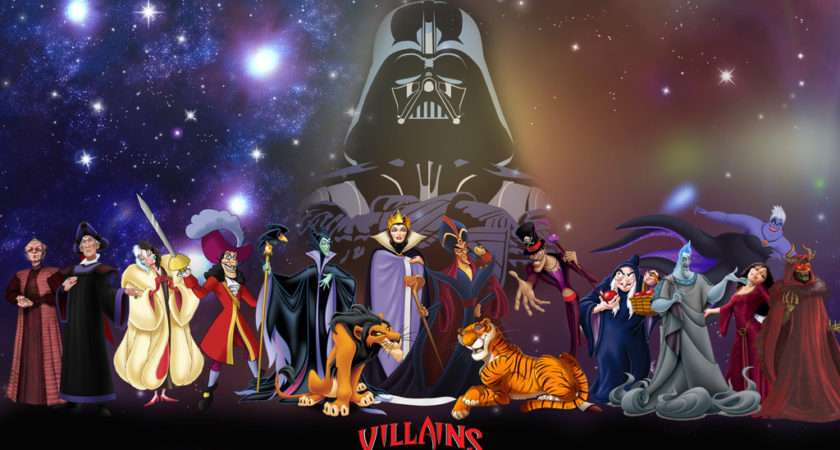 Disney Villains Gameshalo Deviantart