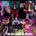 Disney Villains Photos