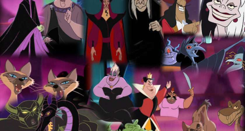 Disney Villains Photos