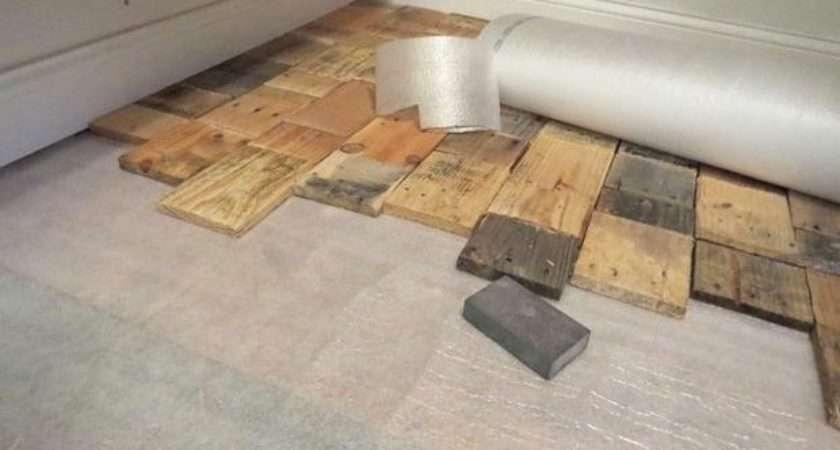 Diy Bathroom Flooring Ideas Homestartx