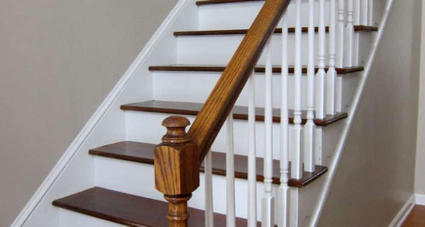 Diy Carpet Wooden Stairs Front Steps Need