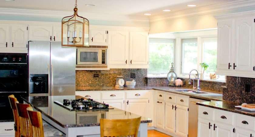 Diy Chalk Paint Kitchen Cabinet Makeover Hometalk
