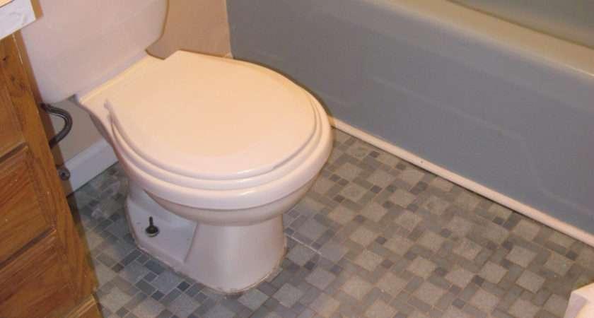 Diy Cheap Bathroom Flooring Ideas Diydry