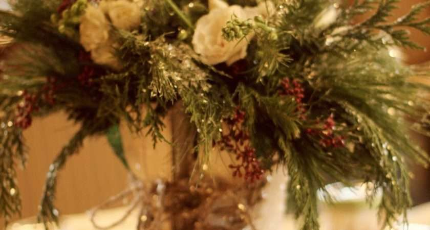 Diy Christmas Table Centerpieces Ideas Easy Recipes