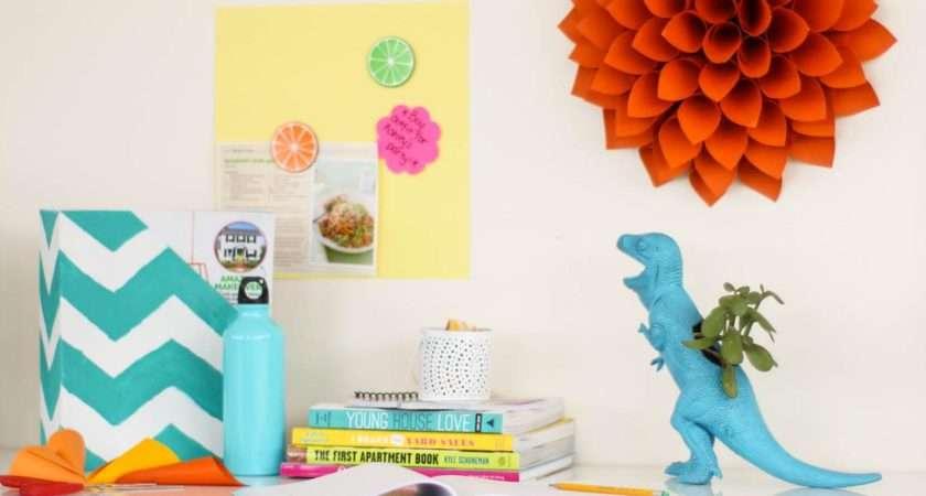 Diy Dorm Room Decor Decorating Ideas Easy Crafts