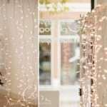 Diy Holiday Lights Backdrop Ideas Frames Pinte