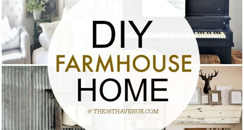 Diy Home Decor Love These Farmhouse Ideas
