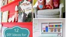 Diy Ideas Kids Rooms Home Decor