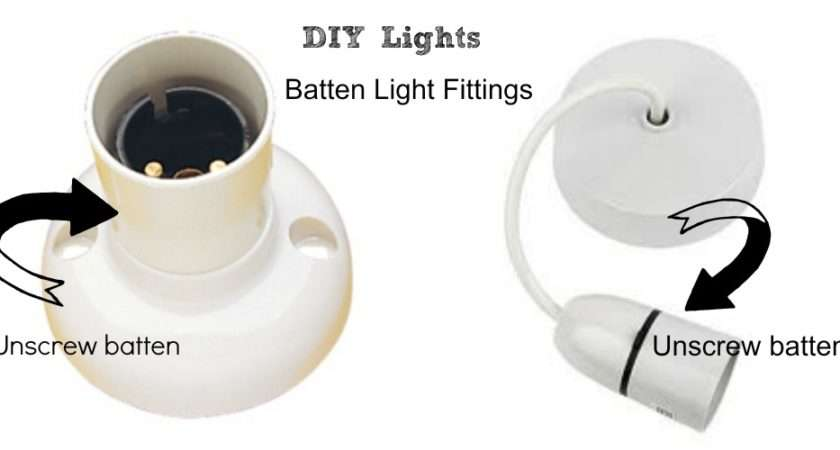 Diy Light Fittings Budget Friendly Most Under