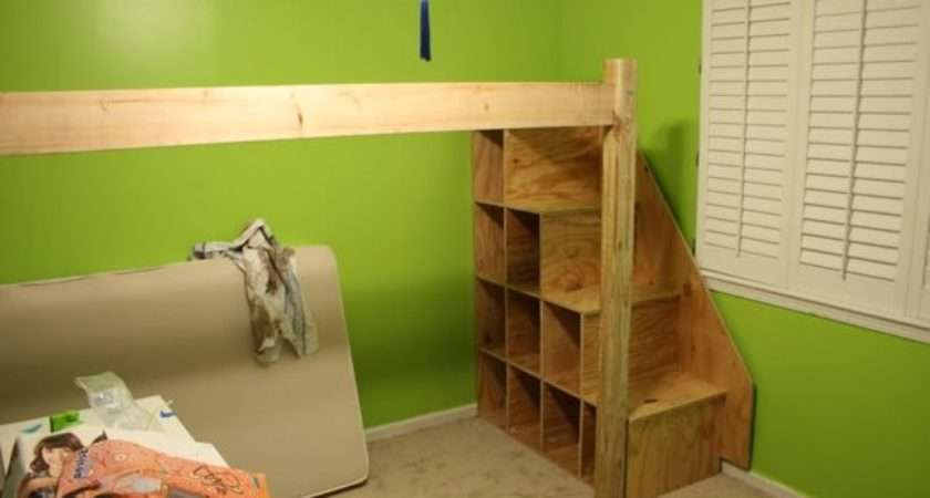Diy Loft Bed Plans Reference