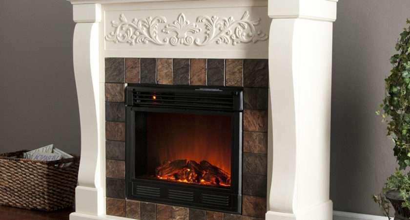 Diy Mantel Electric Fireplace Design Ideas