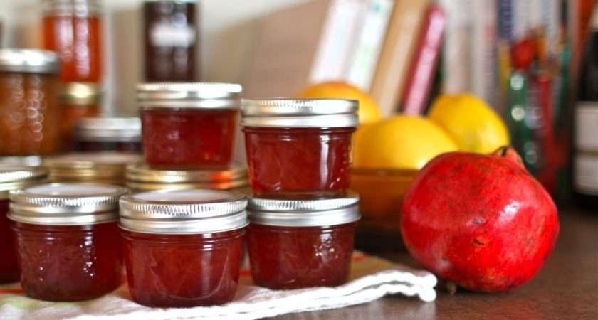 Diy Marmalade Recipe Pink Grapefruit Pomegranate