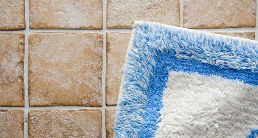 Diy Non Slip Kitchen Bathroom Flooring Home Gardening