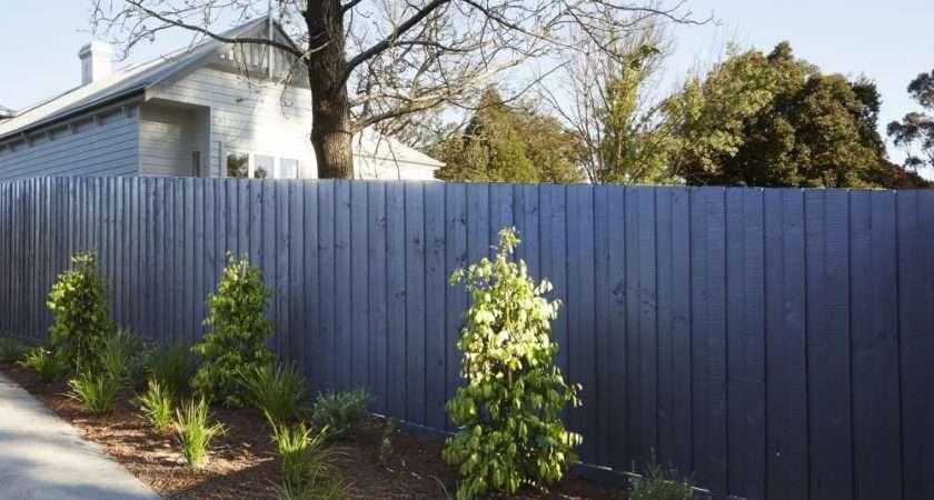 Diy Repaint Fence Flash Newcastle Herald