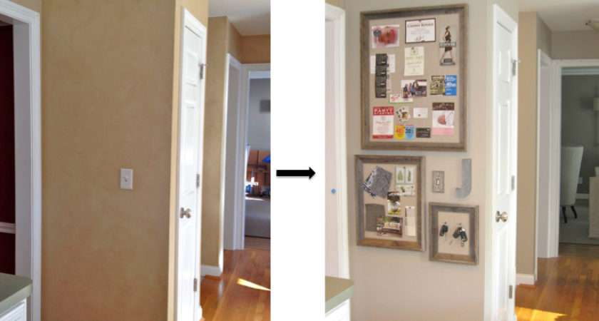 Diy Restoration Hardware Bulletin Board Driven Decor