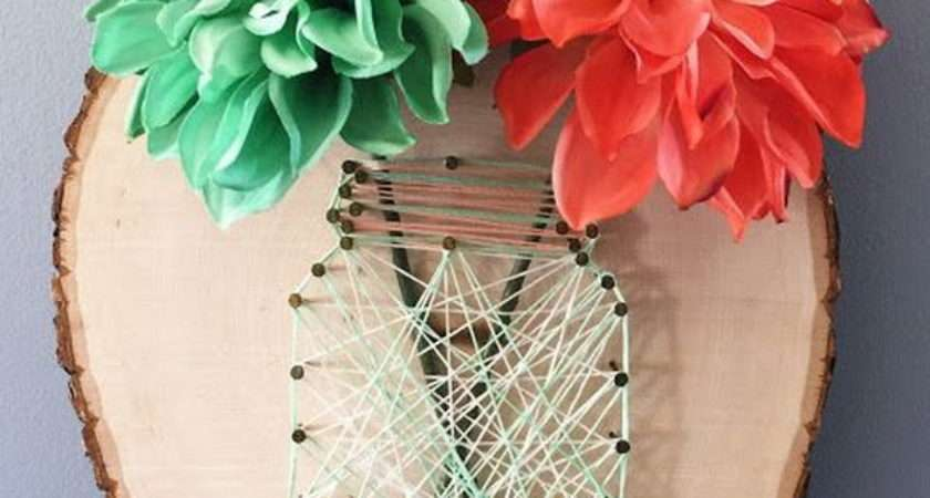 Diy String Art Ideas Tutorials Your Home Decor