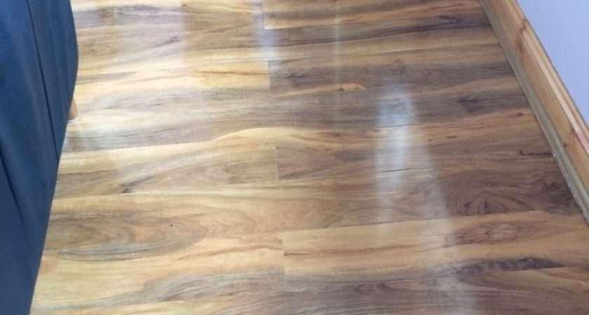 Dolce High Gloss Laminate Flooring Neilston