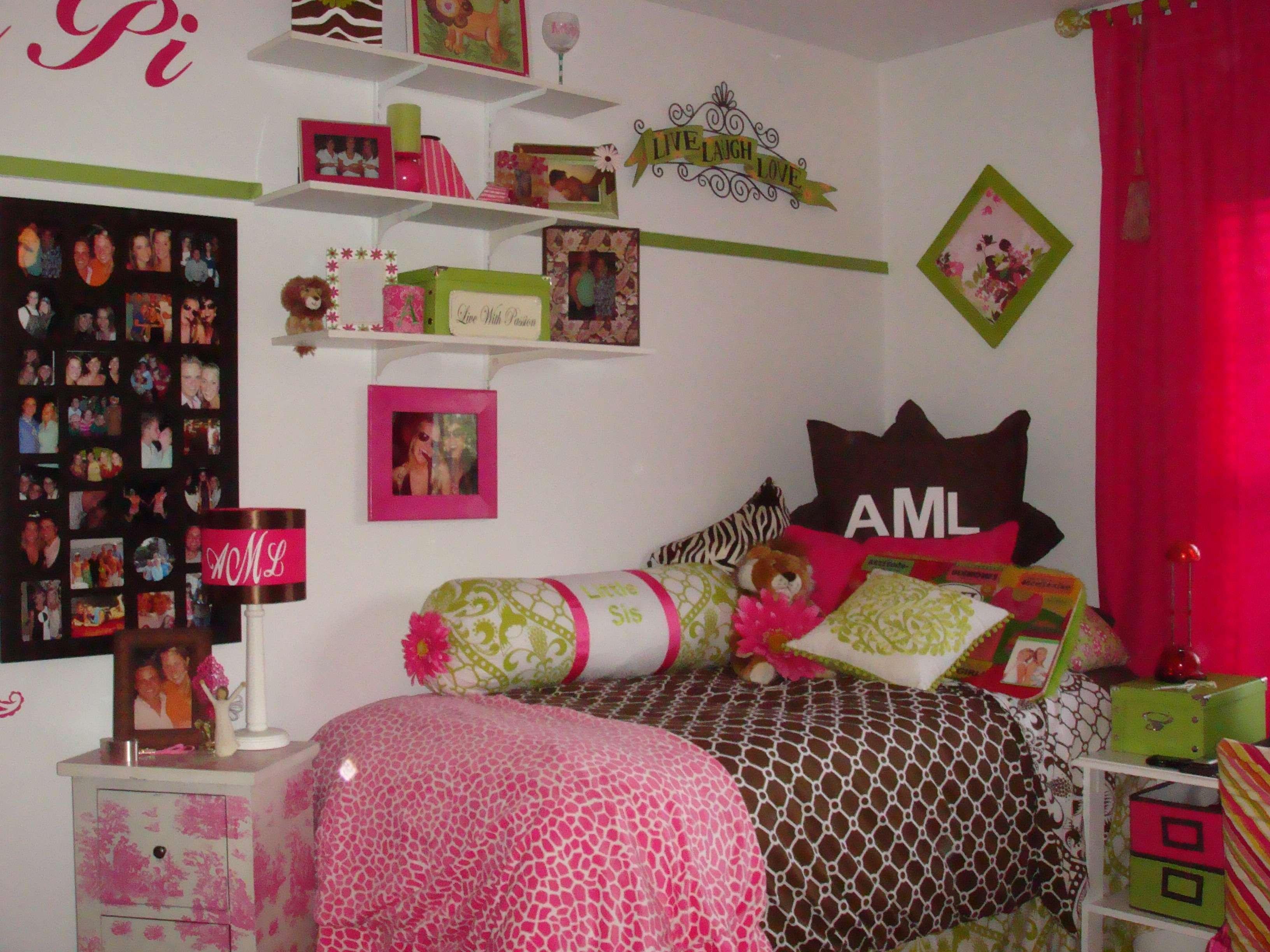 Dorm Room Decor Ideas Decorating Your College