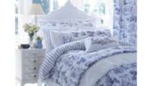 Dorma Avignon Housewife Pillowcase Blue