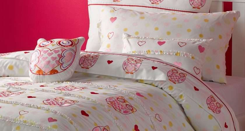 Dotty Days Quilt Cover Set Kids Bedding Dreams